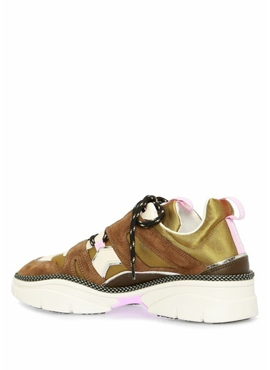 Etoile Isabel Marant Sneakers Haki